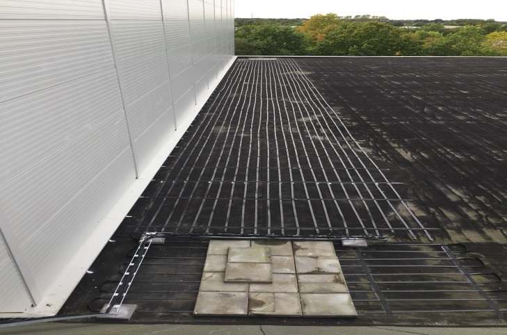 Roof Heating Systems : Roof heating veenendaal nl solutions international